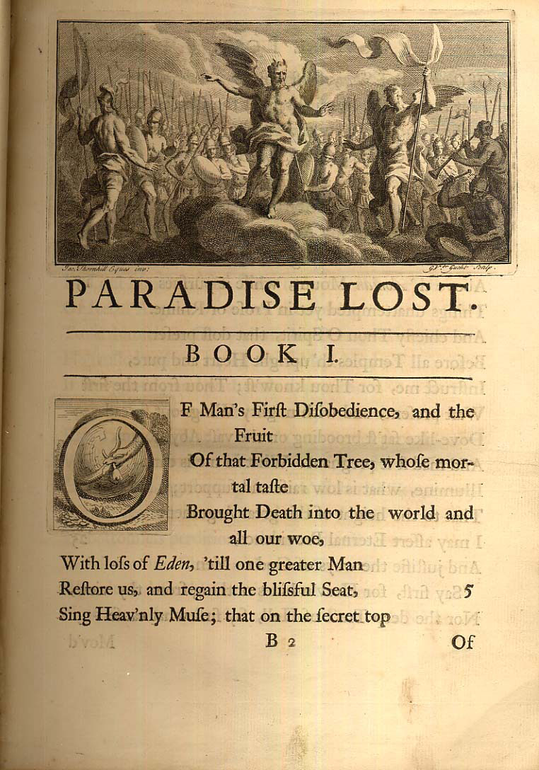 critical essays on paradise lost book 1 One of the great debates about paradise lost has been just how much of an antagonist satan is, however, as he is the poem's most dynamic and interesting character some critics have felt that milton subconsciously sympathized with satan even as he tried to justify god.