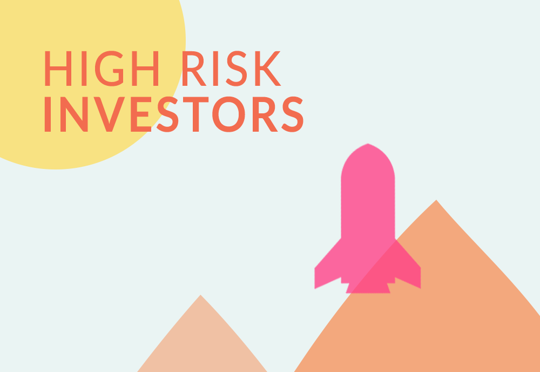 Best investment performance for high-risk investors (March 2021)